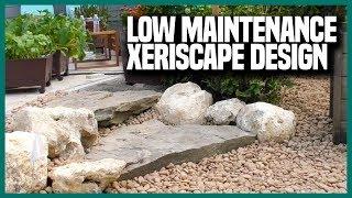 Drought Tolerant & Low Maintenance Xeriscape Landscape Design | Earth Works Jax