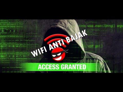 cara mengamankan modem indihome dari hacker wifi LENGKAP