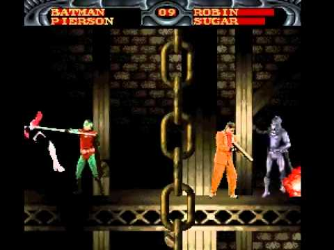 batman forever snes co-op