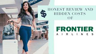 2019  Frontier Airlines | Personal Item & Hidden Costs