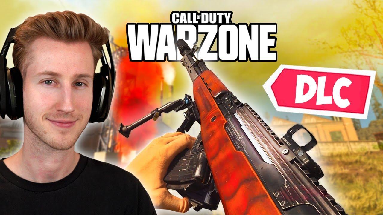SKS IST ZU WILD in WARZONE .. UNBEDINGT NACHMACHEN! (Modern Warfare Warzone Season 3)