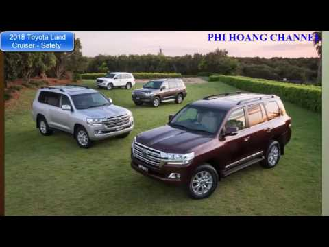 2018 Toyota Land Cruiser Safety - Phi Hoang Channel.