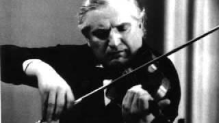 Tibor Varga, Bruch violin concerto No.1, 1/3 Introduction: Allegro Moderato