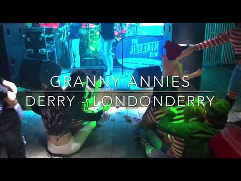 wedding-band-ireland---live-at-granny-annies---derry