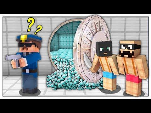 SIAMO DIVENTATI CRIMINALI! - Minecraft ITA