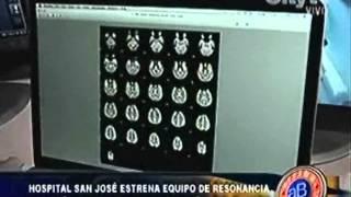 HSJ: Entrevista en Arriba Bogotá de CityTV sobre el nuevo resonador magnético