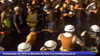 Bailão do Robyssão na Micareta de Feira 2017 - tvcaldeirao.com.br