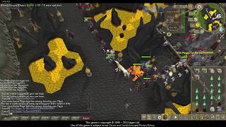 Max Mage at Soul Wars [Virtus + Miasmic Barrage][100k+ XP a Game] | HD