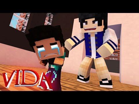 Minecraft VIDA : EU SOFRO BULLYING !! #09