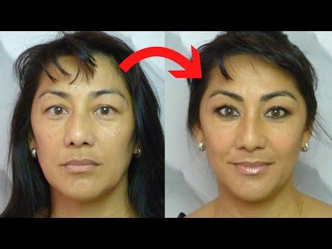 maquillage 44 ans