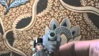 lego custom cop speeder