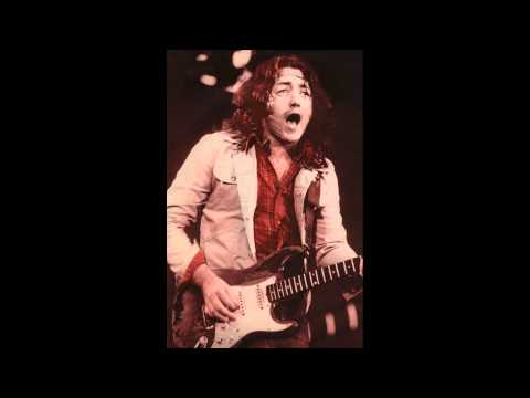 Rory Gallagher - Edged In Blue, Hammersmith 18th Jan 77