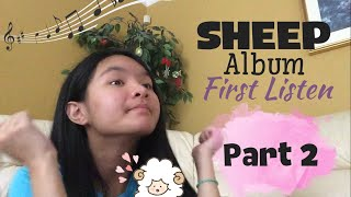 LAY SHEEP Album First Listen Part 2