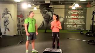 Супер Сериите С02 Еп19 - Тренировка с Мис Лека атлетика 2014 Гала Чалъкова