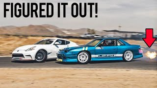 homepage tile video photo for WHY MY 240SX CAUGHT FIRE!