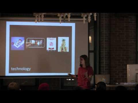 Guest Speaker - Brenna Hanly