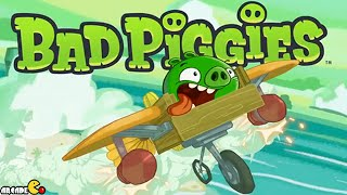 Bad Piggies - NEW SANDBOX LEVEL Star Collecting Gameplay Walkthrough