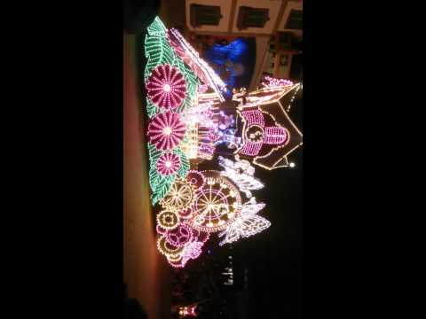 Everland resort parade
