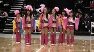 【2013.01.19】 ゼビオアリーナ仙台で行われた太白綱取り物語という綱引...
