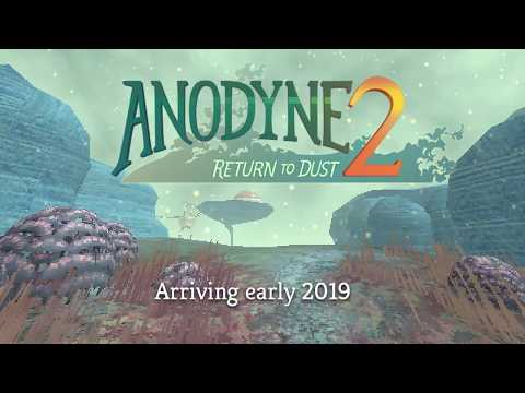Anodyne 2: Return to Dust | Teaser Trailer | Summer 2018