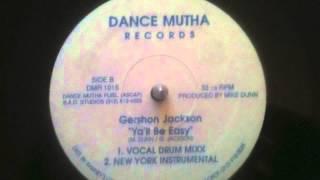 Gershon Jackson - Ya