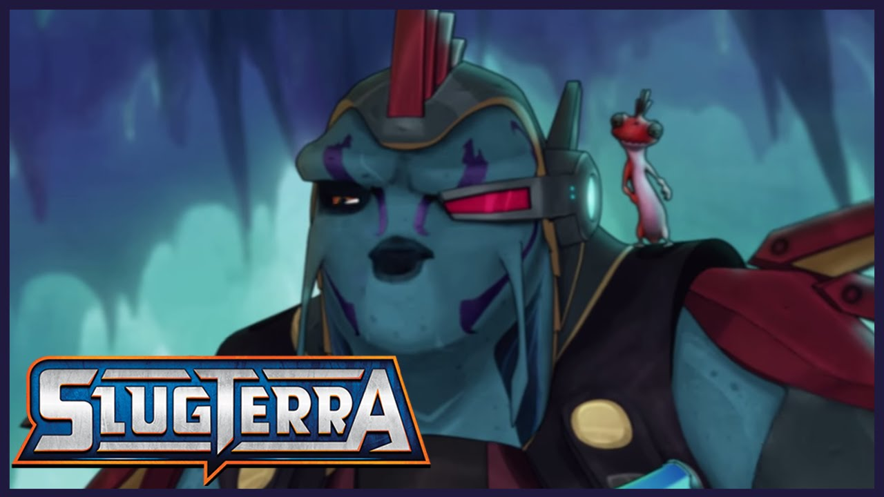 Slugterra 112 Undertow Full Episode
