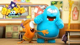 Spookiz | Season 2 - Episode 1-5 COMPILATION | Cartoons for Children 스푸키즈