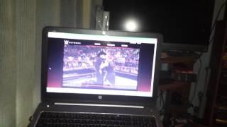 WWE Network freezing problems!