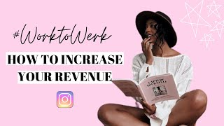 How To INCREASE Your Revenue Streams (FOR CREATORS) | Britney Nicole