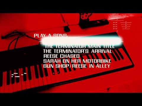 The Terminator Main Title 1984