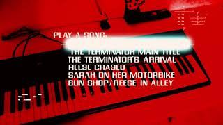 The Terminator Main Title (1984) Cover