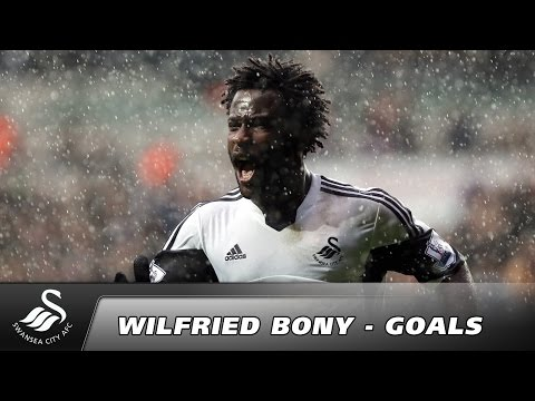 Swans TV - Wilfried Bony - 34 Goals for Swansea