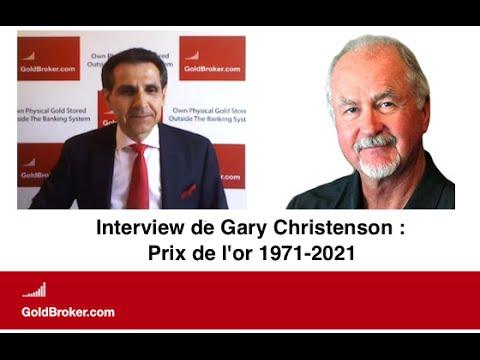 La bourse et l'or, réserves des États-Unis, déflation ou hyperinflation (Gary Christenson)