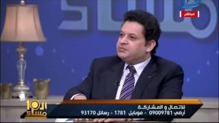 العاشرة مساء| الخبير الإقتصادى وائل النحاس إنهيار وزارة التموين بعد الدكتور خالد حنفى