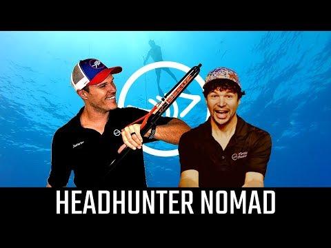 Headhunter NOMAD Roller Polespear - Florida Freedivers