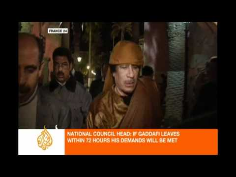 Interview with Libyan opposition