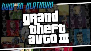 How to Platinum   Grand Theft Auto 3