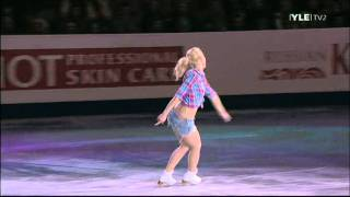 Kiira Korpi European Championship 2012 Gala