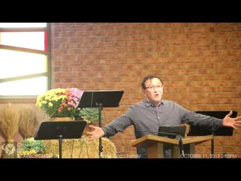 "CLC-S October 11, 2015.2 Sermon: ""Loving God's Family"""