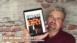 The Dry (dt. Hitze) - Australischer Krimi von Jane Harper