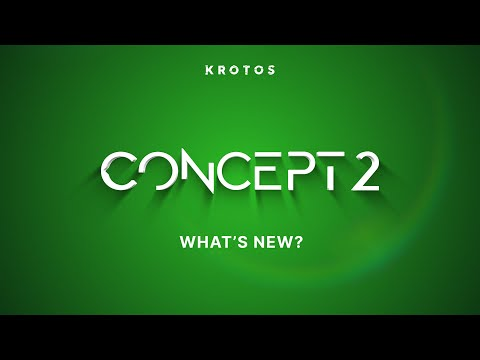 """Concept 2 - """"What's New?"""""""