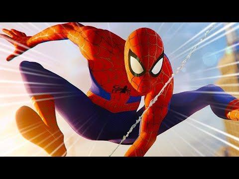 SPIDER MAN (PS4) QUE JOGO LINDO 😍 Primeira Vez Jogando!!! (PARTE #1)