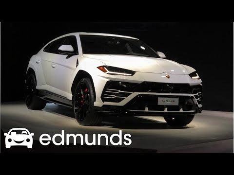 2019 Lamborghini Urus   Unveil   Edmunds