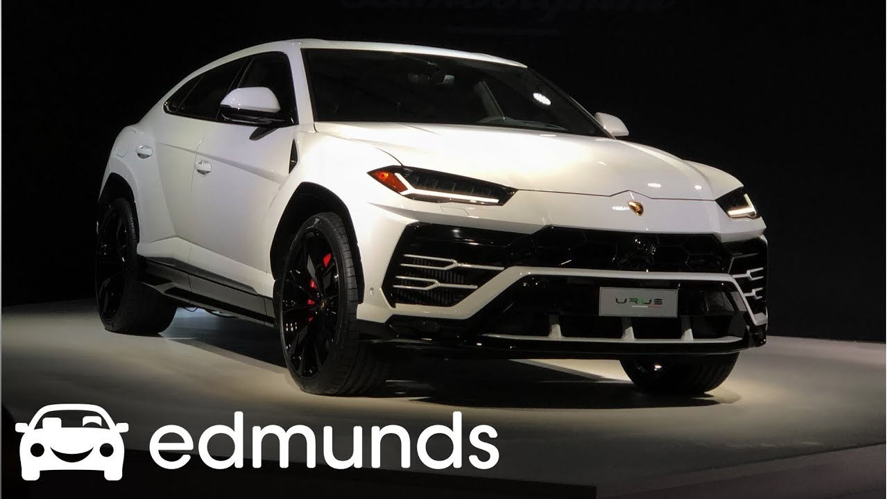 2019 Lamborghini Urus Prices, Reviews, and Pictures