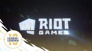 Riot Pls Recap Riot Pls 10th Anniversary Edition League Of Legends