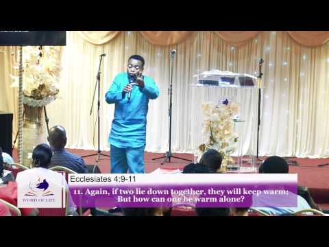 Prophet David Kwame Osei Opoku - THE LAW OF TWO  (PART 2)