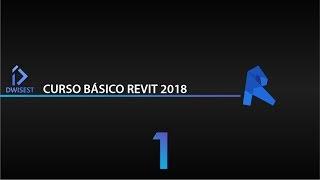 Curso básico Revit 2018 parte 1 - Tutorial para principiantes - En Español