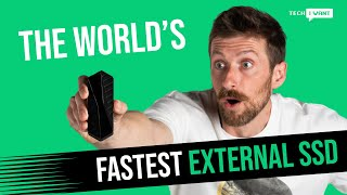 GigaDrive review on Tech I Want | The World's Fastest External SSD