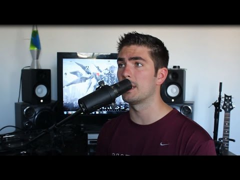 Skillet - The Resistance cover (Vocal Cover - SixFiction) Feat. Beaver Lake