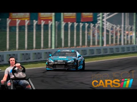 Борьба на Mount Panorama Circuit на Toyota GT-86 Rocket Bunny GT4 | Project Cars